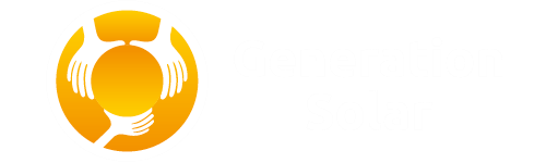 Generation Solar Logo