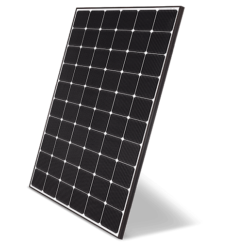 LG Solar PV panel