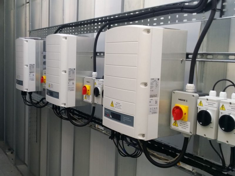Providing solar maintenance is important to a working PV system